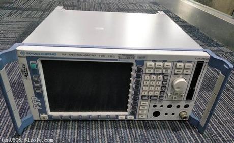 长期回收罗德与施瓦茨FSP3频谱分析仪