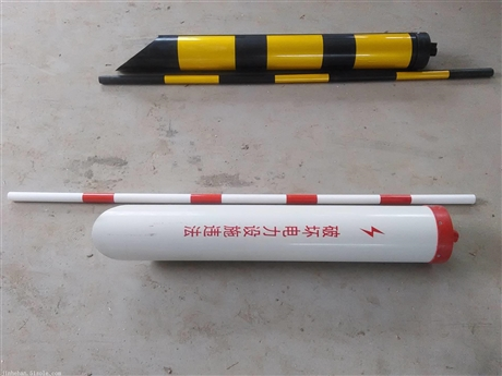 电力拉线保护套管32+75mm过道警示管绝缘性能好