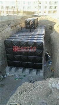 呼和浩特市  地埋式箱泵一体化