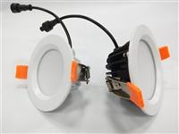压铸LED防水筒灯外壳ip65防水筒灯套件外壳