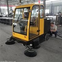 SR/QF-A1电动扫地机 全封闭驾驶室无尘扫地车