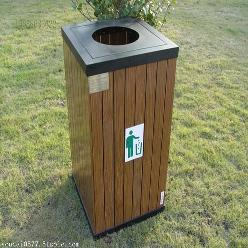 厂家直销幼儿园儿童环保垃圾桶