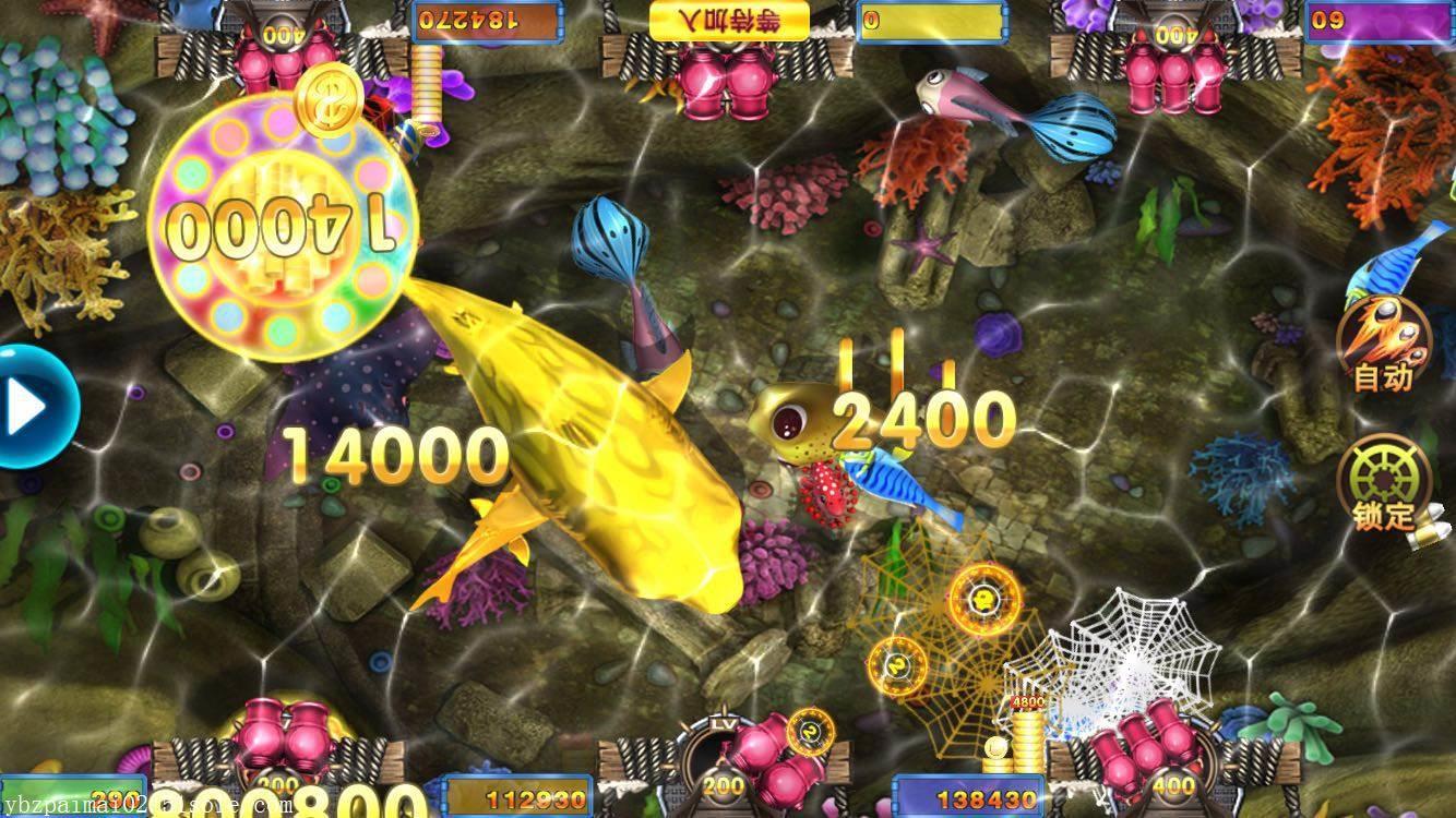 哪个捕鱼游戏最好玩详细介绍