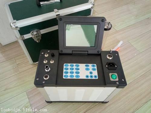 平行自动烟尘烟气测试仪厂家供应烟道检测