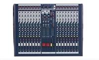 声艺 LX10-16 Soundcraft调音台 声艺16路多通道模拟调音台