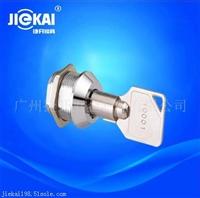 JK525全铜按键锁 进口按压锁 高档按压锁 台湾按压锁 弹簧按键锁