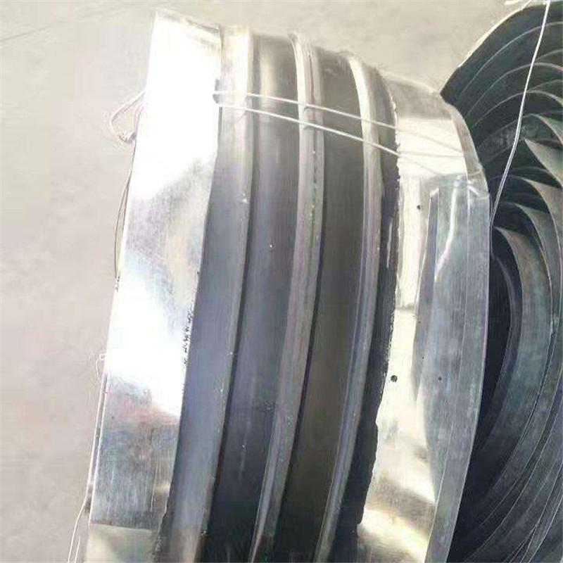 橡胶止水带厂家 外贴式止水带 背贴式钢边