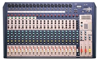 声艺 NANO M24 Soundcraft调音台 多通道模拟调音台