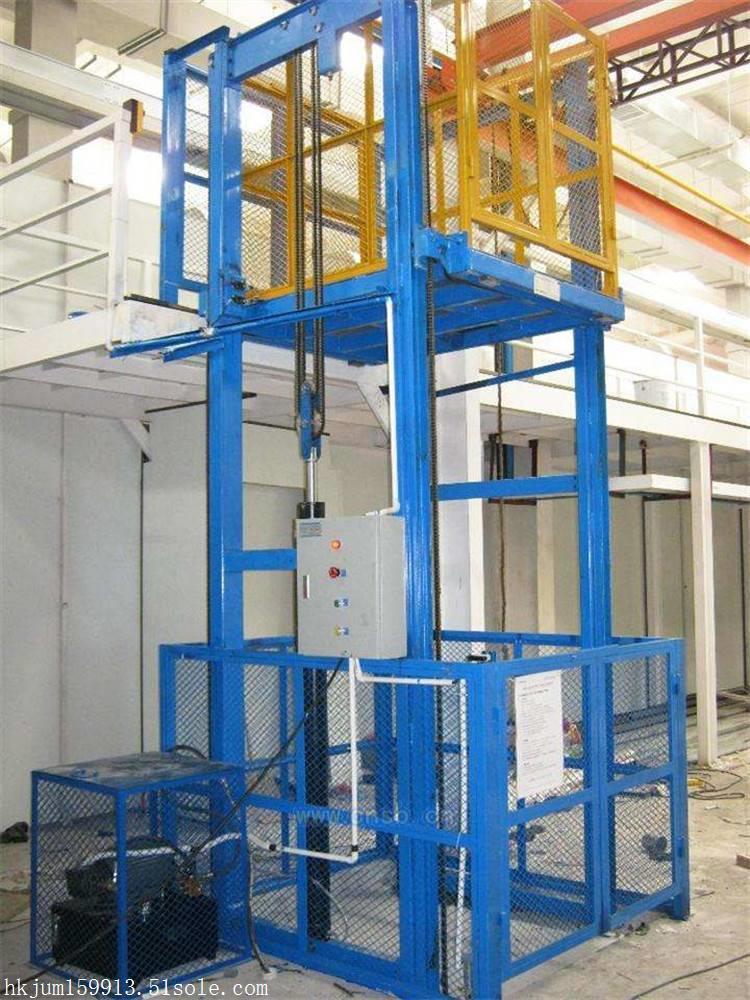 琼海出售液压式升降平台价格 供应液压货梯厂家图片