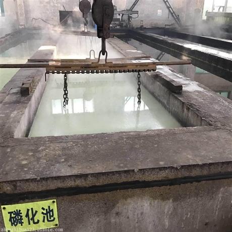 上海酸洗镀锌加工厂,钢材工件酸洗真空镀,喷砂喷漆一条龙