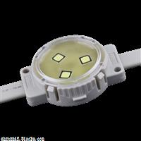 35MM LED二次封装点光源 二次封装LED全彩点光源