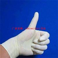 一次性乳胶手套Q一次性工业医用检查乳胶橡胶手套