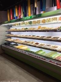 郑州哪里有定做水果保鲜柜的,定做三米四米水果保鲜柜多少钱