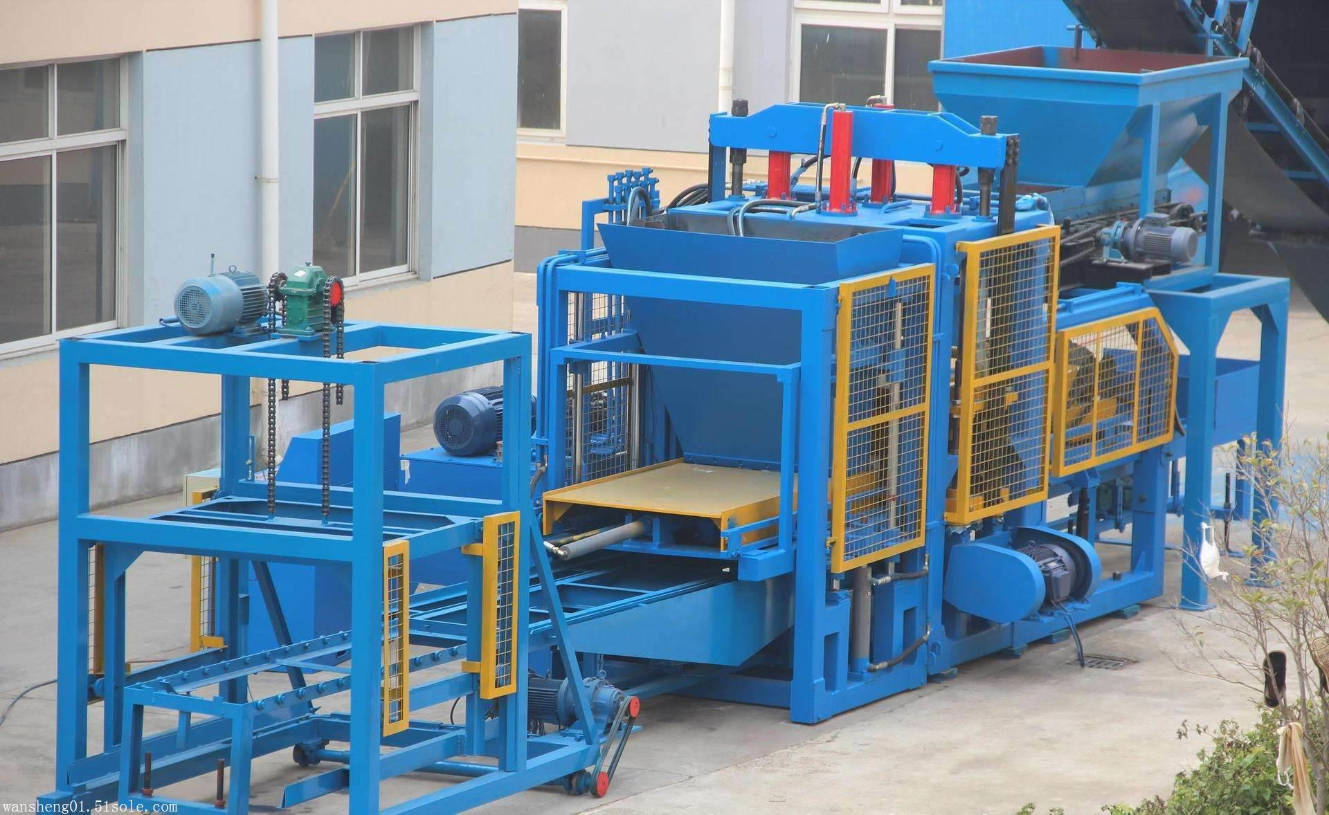 泉州砖机厂家供应各种型号的全自动液压砖机