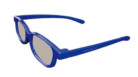 电影院儿童偏光3D眼镜