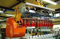 礦泉水裝箱機器人-白酒裝箱機器人