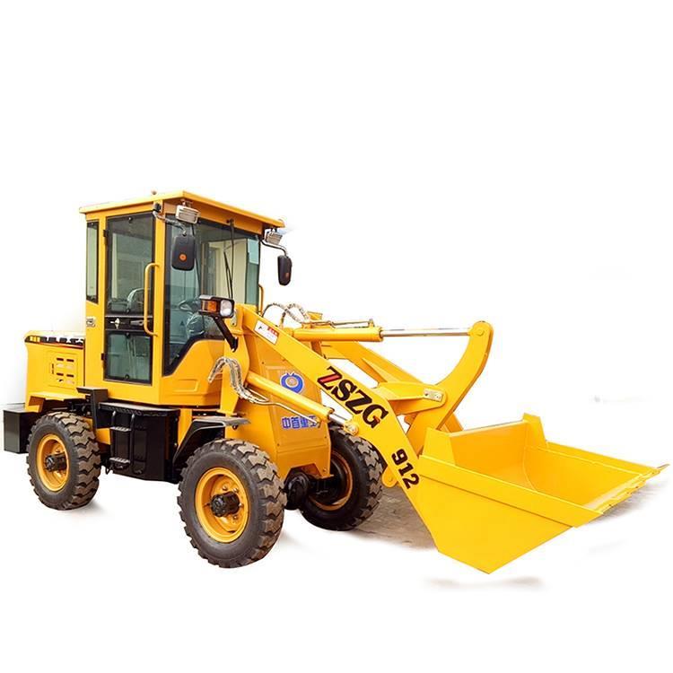中首重工小型铲车液压系统液一般都有以下几部分组成图片