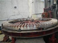 铸锻件加工--伞齿轮 大型伞齿轮 大齿圈