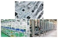 組裝生產系統配件-無動力滾輪線-橫向移載裝置-90度翻轉裝置