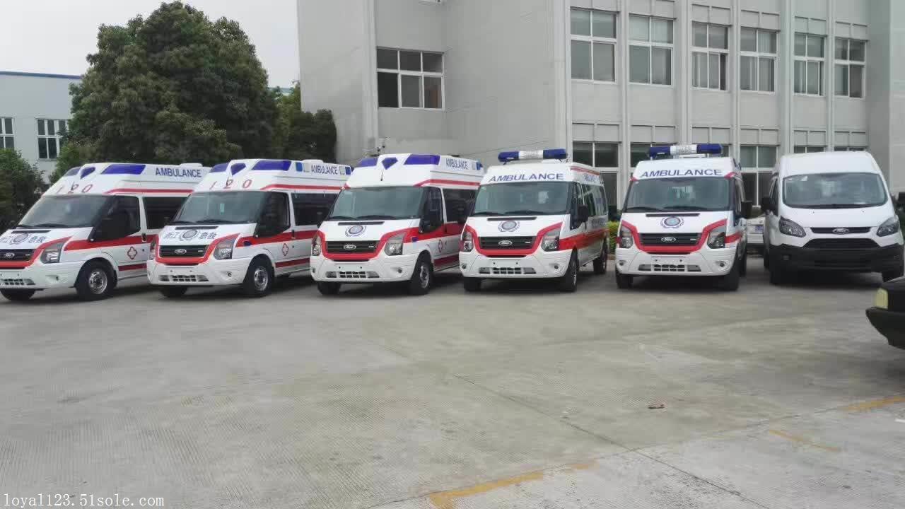 中山救护车出租,中山阜沙医院120救护车(对外)出租 转院