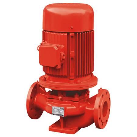 单级消防泵 电动水泵