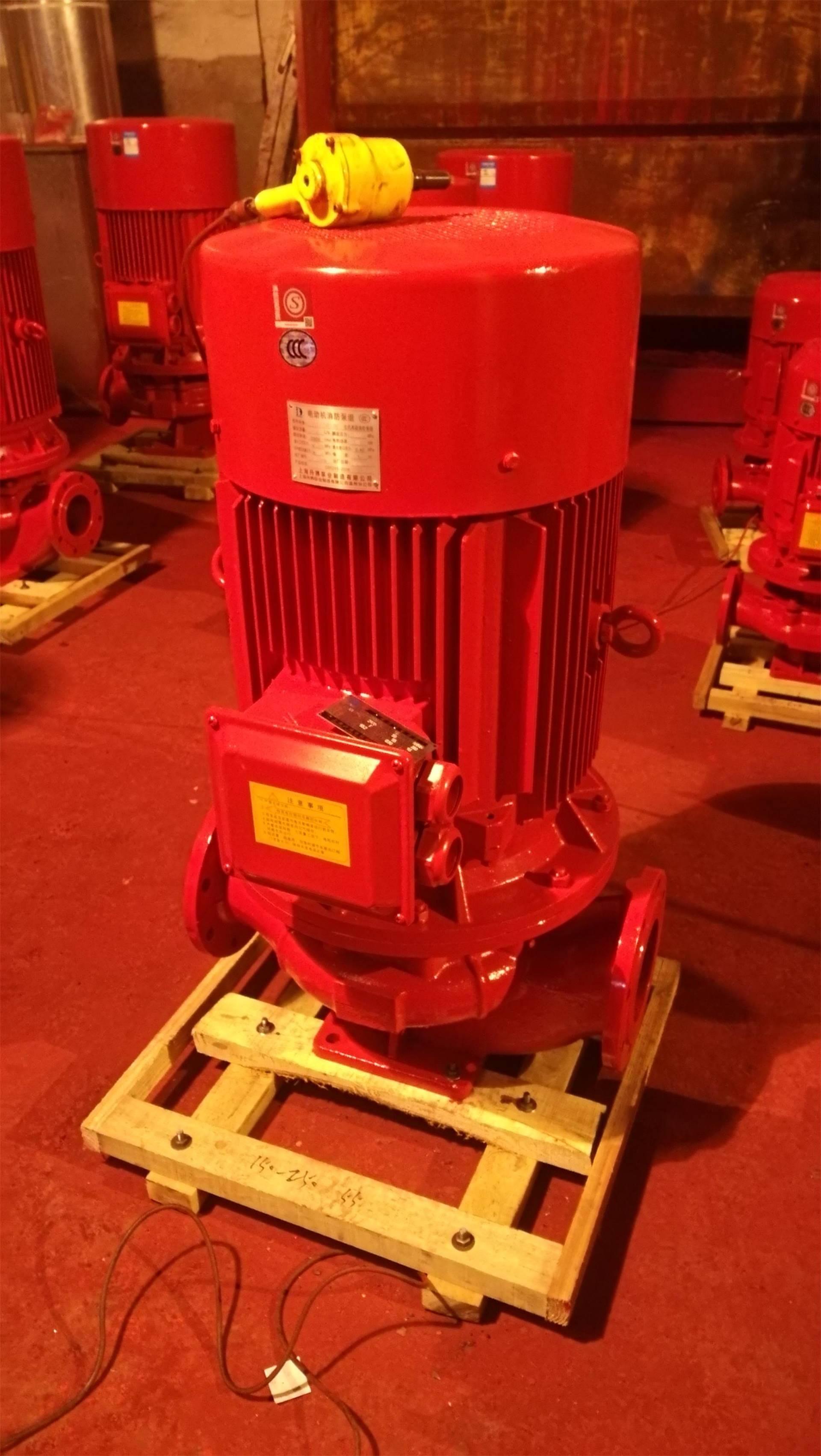 消防泵图片XBD7.0/60G-DBL