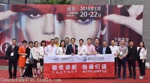 2019中国美容博览会  全球第一美容展