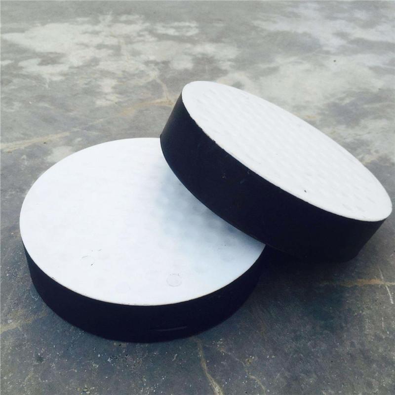 途顺橡胶厂家销售公路桥梁圆形板式橡胶支座