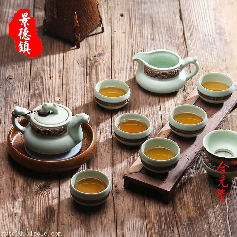 合元陶瓷供应景德镇茶具订制批发