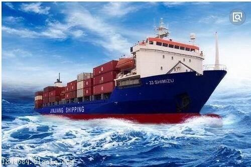山东青岛到广东集装箱海运物流公司