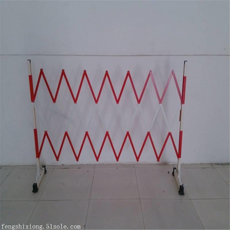 玻璃钢片式围栏安全绝缘伸缩围栏