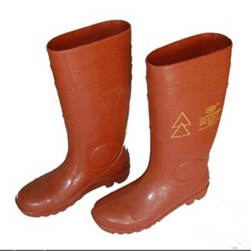 电工25kv高压绝缘靴带电作业劳保绝缘鞋
