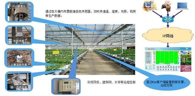 青海智能温室控制系统,农业大棚物联网监测系统,轻松管理大棚