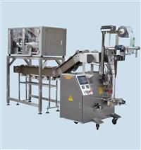 振动盘洛神花茶包装机 全自动花果茶包装机 玫瑰花代用茶包装机