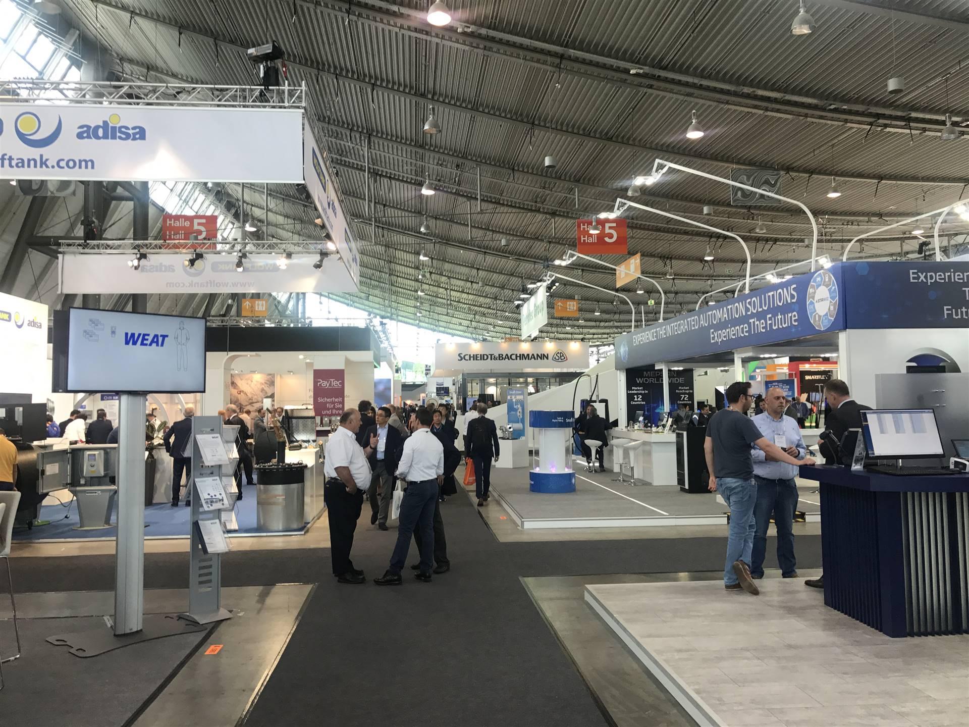 2020年5月欧洲德国国际专业加油站设备及便利配套设备展览会