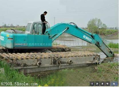 陆挖掘机出租价格