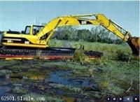 水上挖掘机出租租赁
