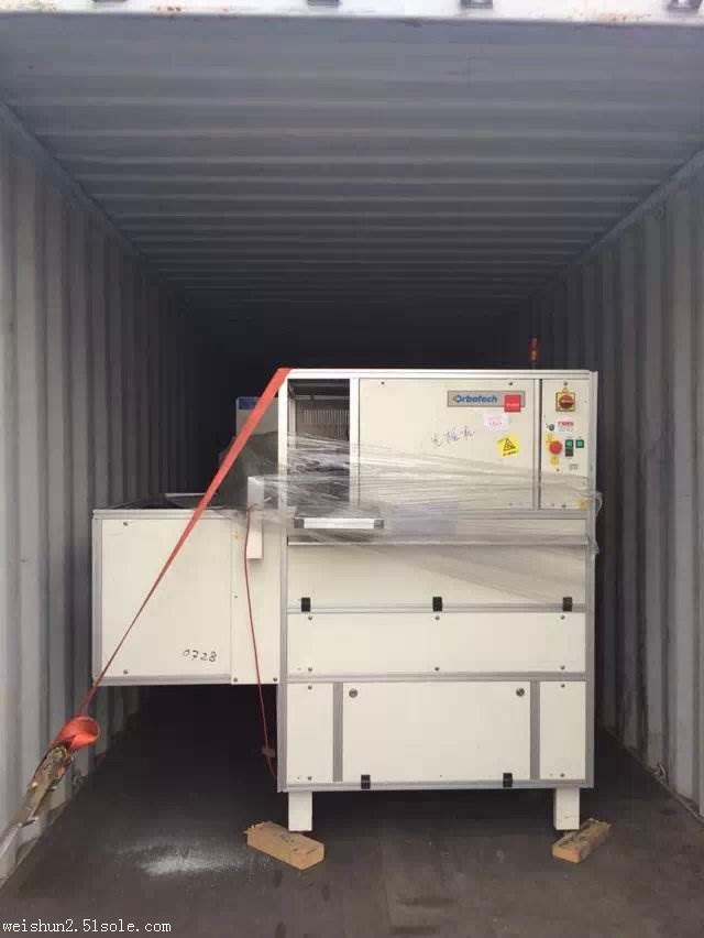 泰国旧设备进口温州报关清关公司