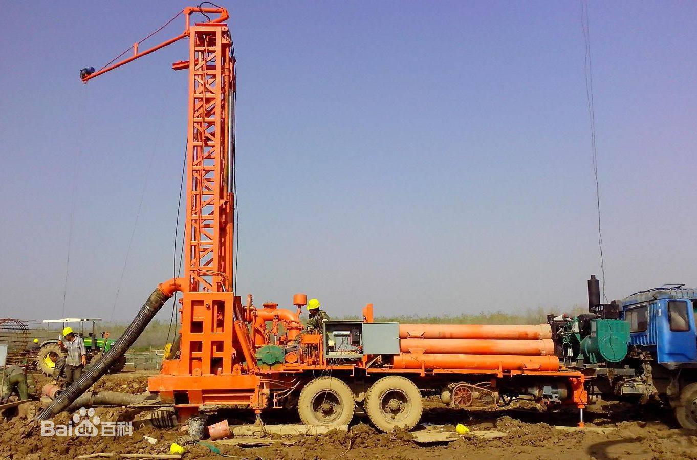 反循环钻机 专业反循环钻机qy8千亿国际施工  随时进场施工