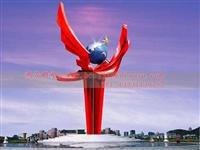 雕塑不銹鋼景觀圖片 不銹鋼景觀雕塑生產廠家