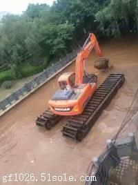 水陆两用挖机出租厂家电话