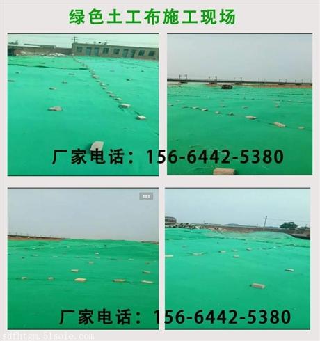 边坡防护绿色土工布