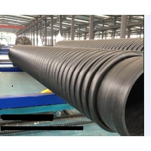 SPCP-PE管骨架增强排水管报价