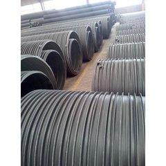 HDPE塑钢缠绕排水管生产销售