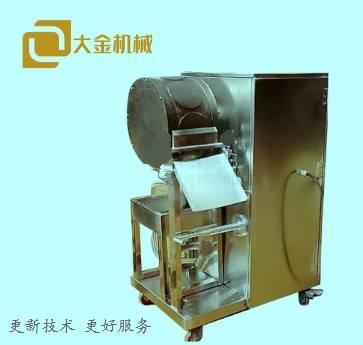 烤鸭饼机厂家  大金机械是国内更早烤鸭饼机器生产厂家