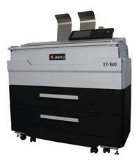 京圖XT-1600生產型數碼藍圖機促銷