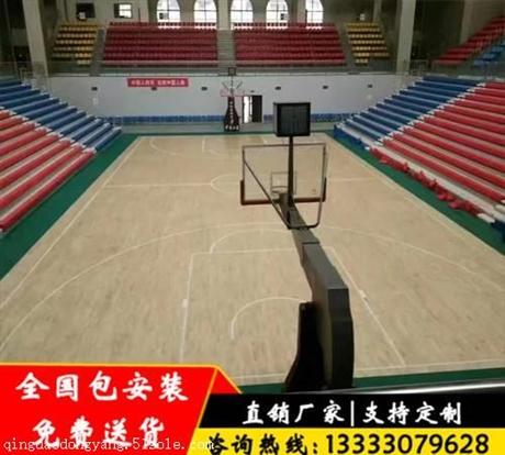 体育场木地板    枫桦木地板篮球场