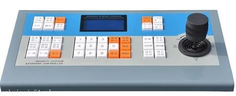 网络控制键盘 派尼珂NK-NT1600KC网络矩阵控制键盘