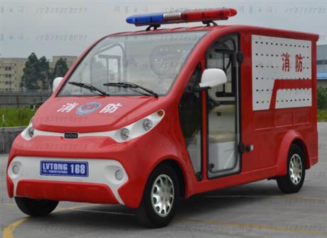 南昌2018新款电动消防车,小型电动消防车厂家