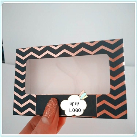 平度眼睫毛包装盒设计定制